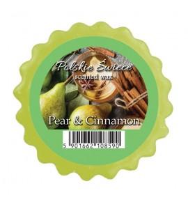 PEAR & CINNAMON - wosk zapachowy