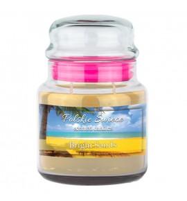 Bright Sands - świeca zapachowa w średnim słoju 430g