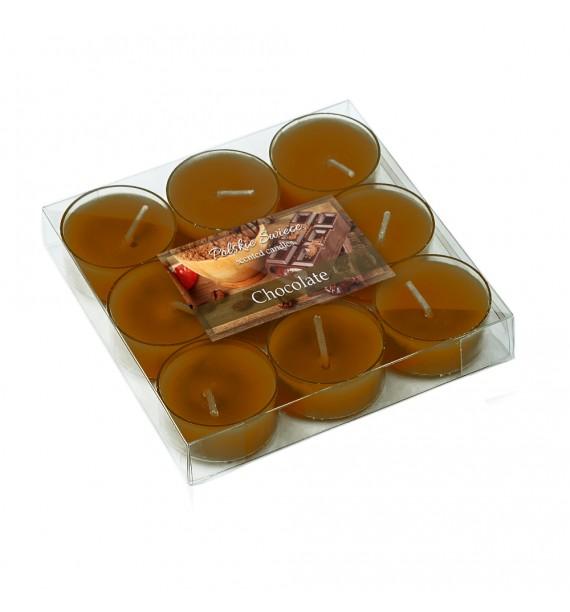 Chocolate - CZEKOLADA 9szt.- podgrzewacze zapachowe