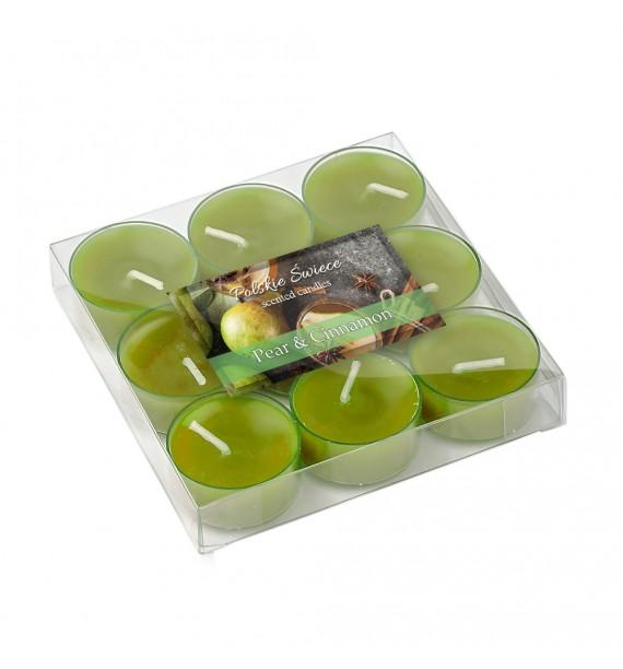 Pear & Cinnamon - GRUSZKA Z CYNAMONEM 9szt.- podgrzewacze zapachowe