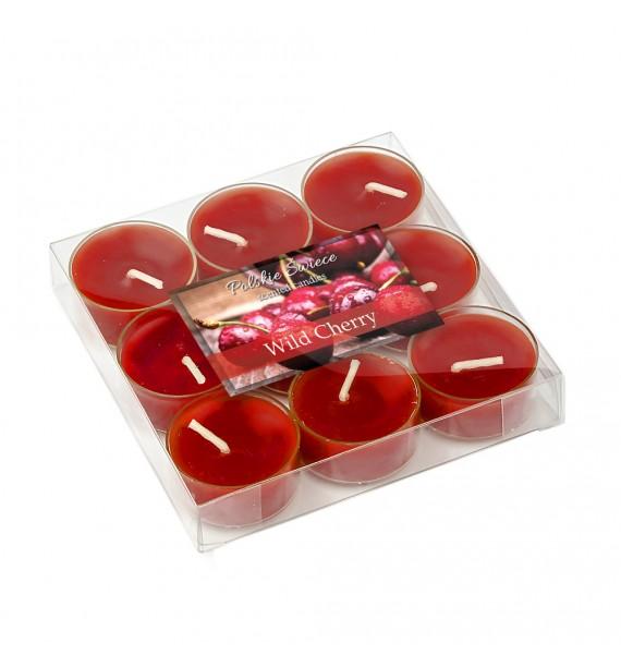 Wild Cherry - DZIKA WIŚNIA 9szt.- podgrzewacze zapachowe