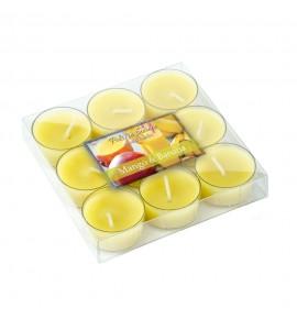 Mango & Banana - MANGO BANAN 9szt.- podgrzewacze zapachowe