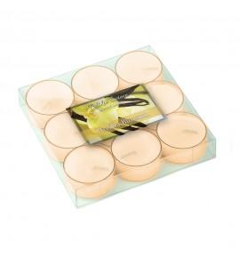 Vanilla Blossom - WANILIA 9szt.- podgrzewacze zapachowe