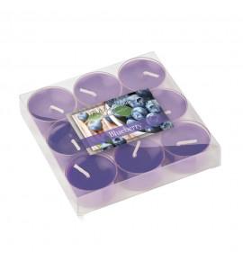 Blueberry - JAGODA 9szt.- podgrzewacze zapachowe