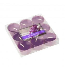 Lilac Flower - BEZ 9szt.- podgrzewacze zapachowe