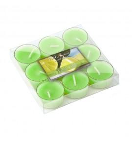 Fresh Lime - LIMONKA 9szt.- podgrzewacze zapachowe