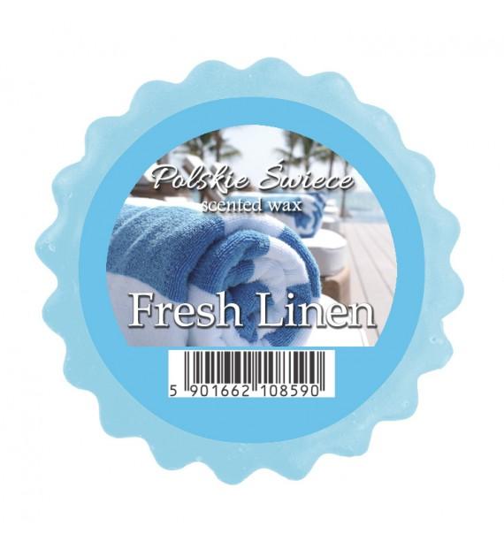 FRESH LINEN - wosk zapachowy