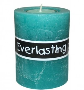EVERLASTING CANDLES 80/100 TURKUS
