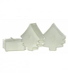 Choinka Cotton Fresh 4szt. - podgrzewacze kształty zapachowe