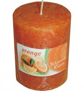 ORANGE RUSTIC 70/90 - świeca zapachowa
