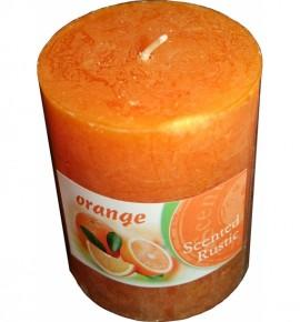 ORANGE RUSTIC 60/80 - świeca zapachowa