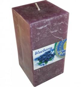 BLUEBERRY RUSTIC 65/65/130 - świeca zapachowa