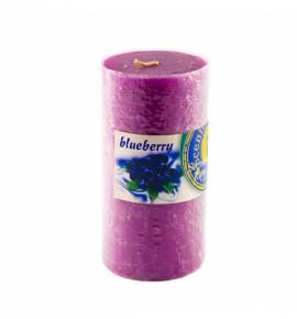 BLUEBERRY RUSTIC 60/120 - świeca zapachowa