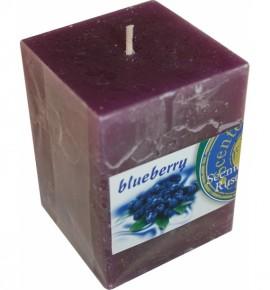 BLUEBERRY RUSTIC 65/65/90 - świeca zapachowa