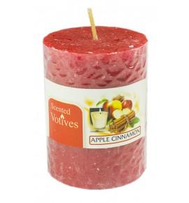APPLE CINAMON RUSTIC 60/80- świeca zapachowa