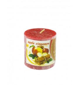 APPLE CINAMON RUSTIC 60/60 - świeca zapachowa
