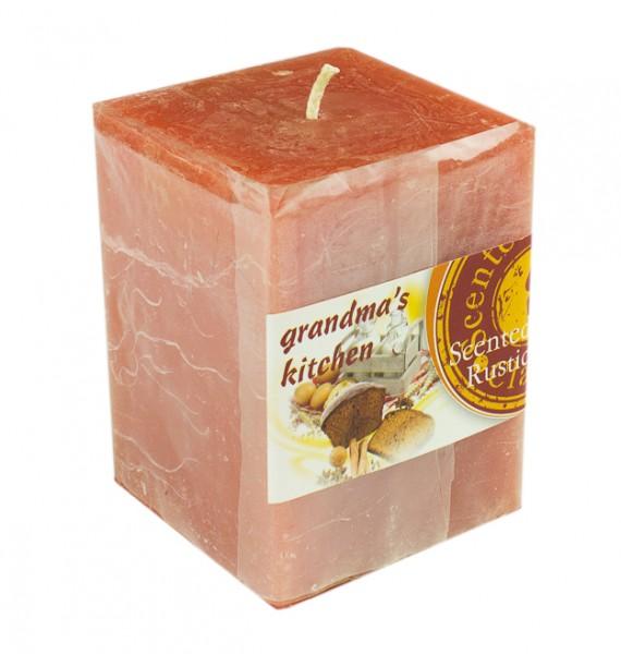 GRANDMA'S COOKIES RUSTIC 65/65/90 - świeca zapachowa