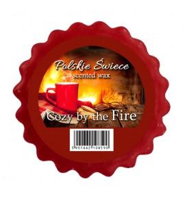 COZY BY THE FIRE  - wosk zapachowy