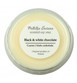 Black and white chocolate - wosk SOJOWY zapachowy