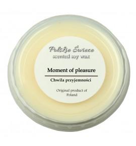 Moment of pleasure - wosk SOJOWY zapachowy 30g