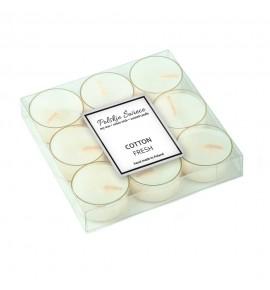 Cotton Fresh - sojowe podgrzewacze zapachowe 9 szt.