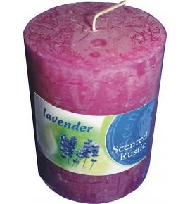 LAVENDER RUSTIC 70/90 - świeca zapachowa