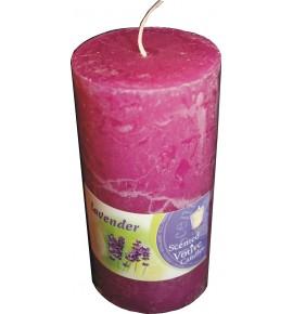 LAVENDER RUSTIC 60/120 - świeca zapachowa