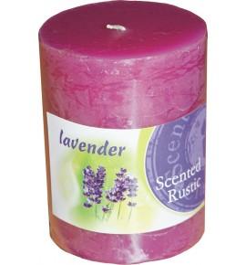 LAVENDER RUSTIC 60/80 - świeca zapachowa