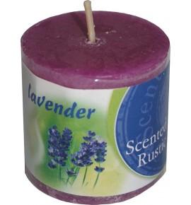LAVENDER RUSTIC 50/50 - świeca zapachowa