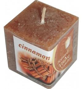 CINNAMON RUSTIC 50/50/50 - świeca zapachowa