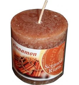 CINNAMON RUSTIC 60/60 - świeca zapachowa