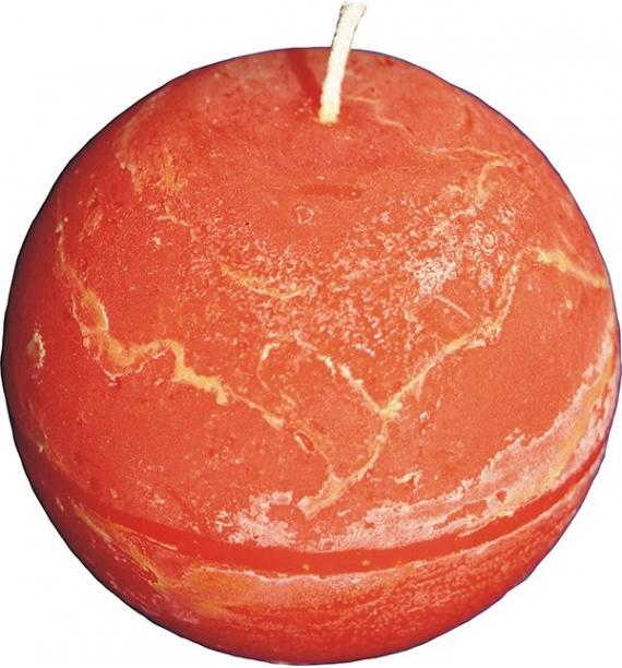 ORANGE RUSTIC D80 - świeca zapachowa