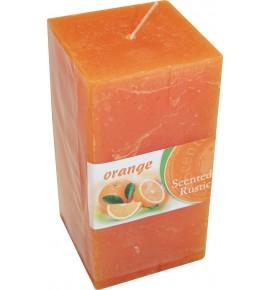 ORANGE RUSTIC 65/65/130 - świeca zapachowa