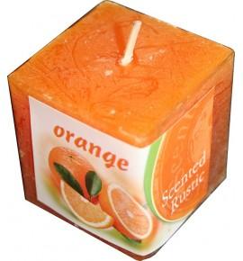 ORANGE RUSTIC 50/50/50 - świeca zapachowa