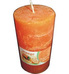 ORANGE RUSTIC 70/130 - świeca zapachowa