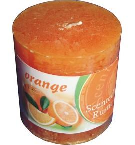 ORANGE RUSTIC 60/60 - świeca zapachowa