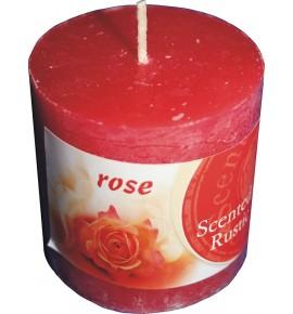 ROSE RUSTIC 60/60 - świeca zapachowa