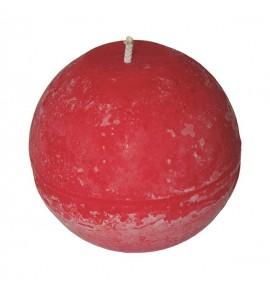 ROSE RUSTIC D60 - świeca zapachowa