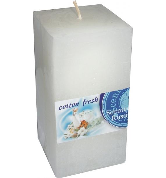 COTTON FRESH RUSTIC 65/65/130 - świeca zapachowa