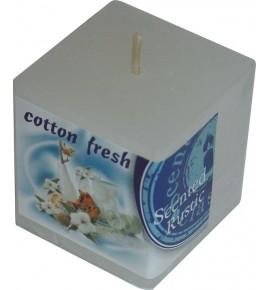 COTTON FRESH RUSTIC 50/50/50 - świeca zapachowa