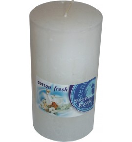 COTTON FRESH RUSTIC 70/130 - świeca zapachowa