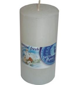 COTTON FRESH RUSTIC 60/120 - świeca zapachowa