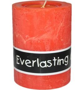 EVERLASTING 80/100 POMARAŃCZOWY - świeca na podgrzewacze