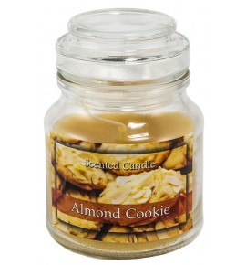 Almond Cookie - świeca zapachowa w słoiczku