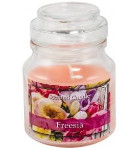 Fresia - świeca zapachowa w słoiczku