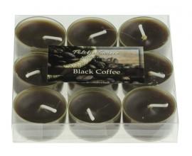 Black Coffee - CZARNA KAWA 9szt.- podgrzewacze zapachowe