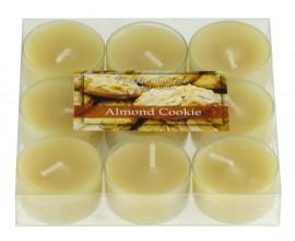 Almond Cookie - CIASTKO MIGDAŁOWE 9szt.- podgrzewacze zapachowe