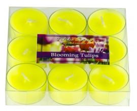 Blooming Tulips - KWITNĄCE TULIPANY 9szt.- podgrzewacze zapachowe