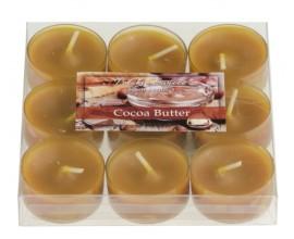 Cocoa Butter - MASŁO CZEKOLADOWE 9szt.- podgrzewacze zapachowe