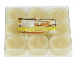 Milk & Honey - MIÓD MLEKO 9szt.- podgrzewacze zapachowe